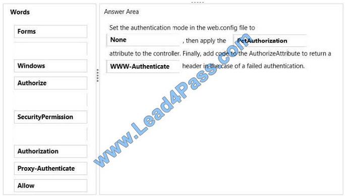 lead4pass 70-487 exam question q3-1