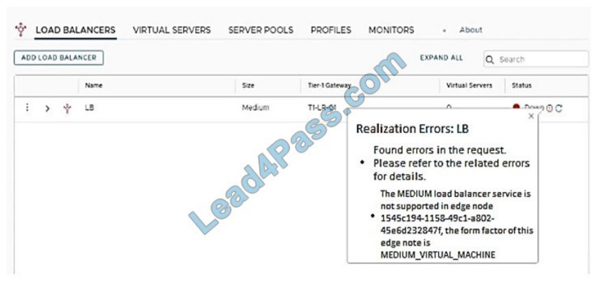lead4pass 2v0-41.19 exam questions q10